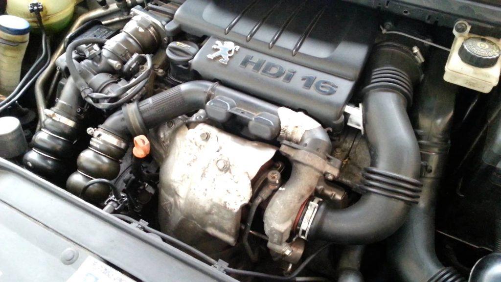 Silnik 1.6 HDI